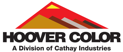The new logo for the CATHAY Division Hoover Color.