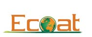 Ecoat develops and produces bio-based alkyd polymers supported by patented technologies. Logo: Ecoat